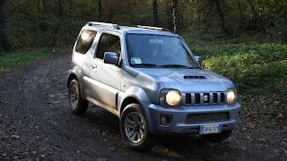 Kelebihan Mobil Suzuki Jimny