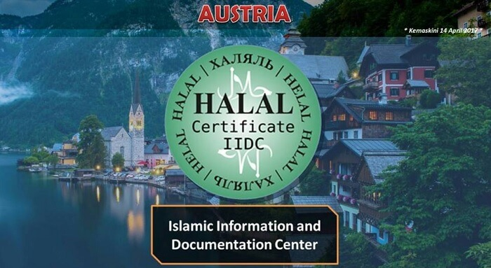Logo Halal Austria