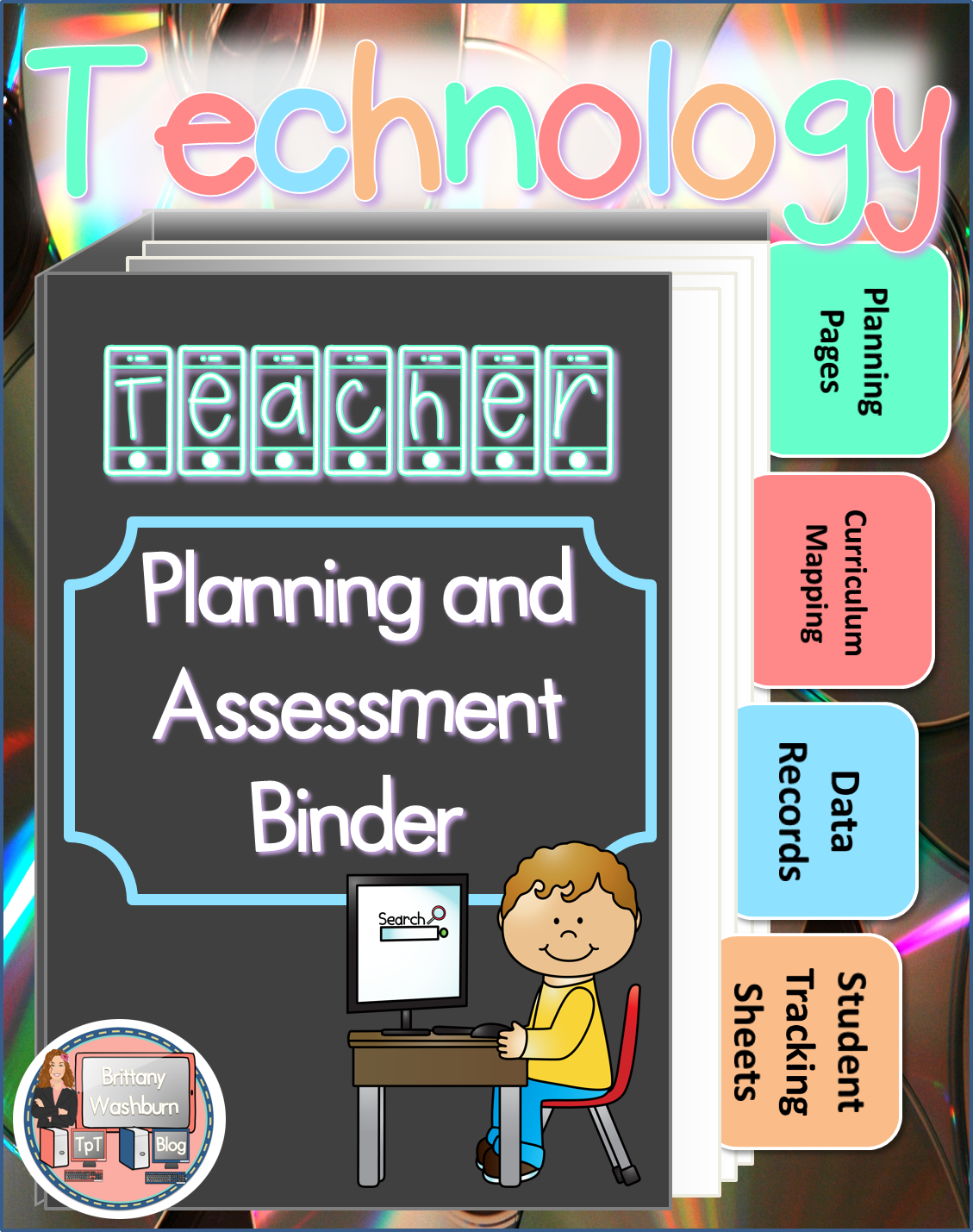 Technology Teaching Resources with Brittany Washburn: Technology ...