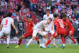 مباراة بايرن ميونيخ ويونيون برلين