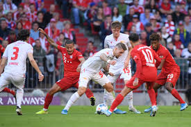 مشاهدة مباراة بايرن ميونيخ ويونيون برلين بث مباشر اليوم 14-03-2020 في الدوري الالماني