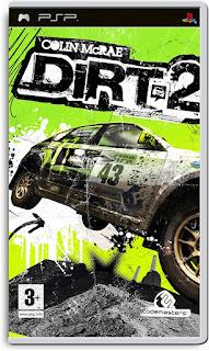 Colin McRae DiRT 2 PSP free download full version