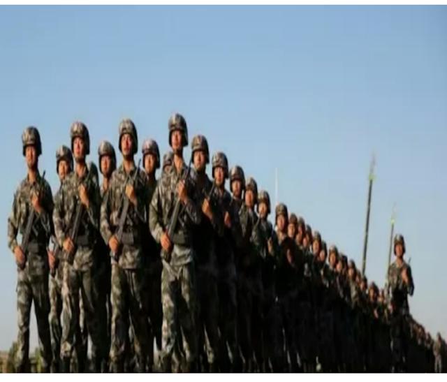 चीन का कहना है कि भारत क्षेत्रीय संप्रभुता का उल्लंघन कर रहा है और शांति भंग कर रहा है