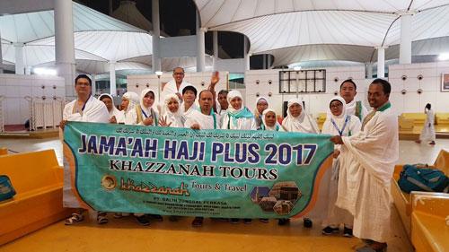 Biaya Paket Haji ONH Plus Tahun 2018 Langsung Berangkat