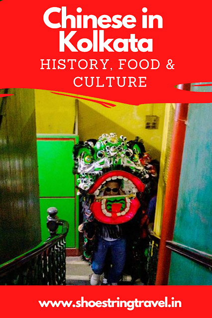 Chinese in Kolkata - Food, History, Culture