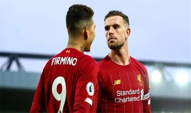 Klopp announces the position of Firmino and Henderson in the match between Liverpool and Arsenal