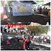 Di HUT HKGB Dan HUT Satlantas, Polres Bitung Sapu Bersih Sampah Di Pantai Kasawari