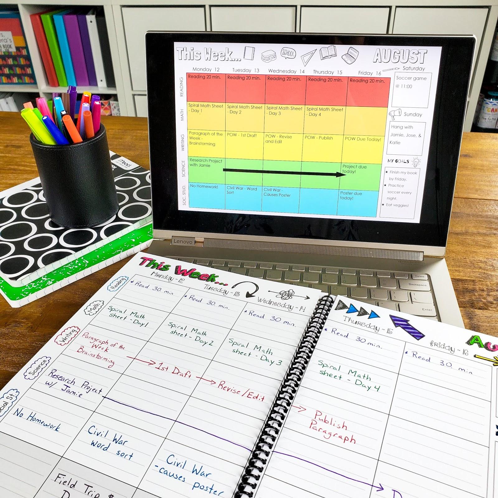 5 Tips For Better Classroom Organization