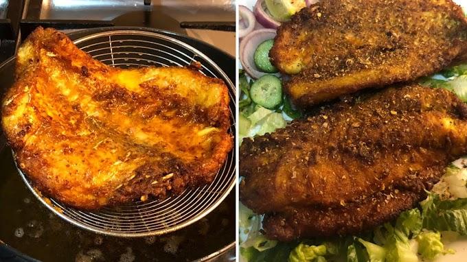 Fish Fry Restaurant Style Lahori Fish Fry Recipe