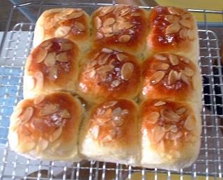 Sweet Buns recipe