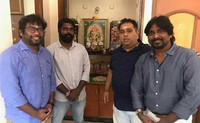 CV Kumar's next directorial venture started with Pooja