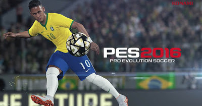 Download Pro Evolution Soccer ( PES ) 2016 Apk + Data For Android Terbaru