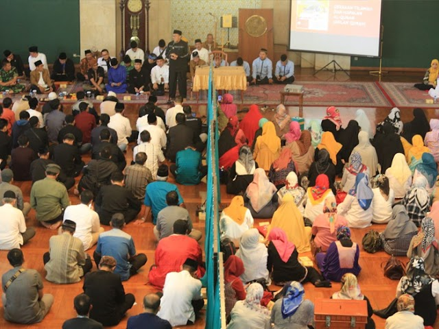 Pemkot Bandung Canangkan Gerakan Tilawah dan Hafalan Alquran
