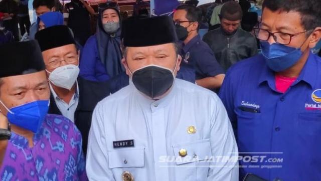Bupati Jember Minta Maaf soal Honor Pemakaman Mayat Covid, Janji Akan Balikin Duit yang Diterima