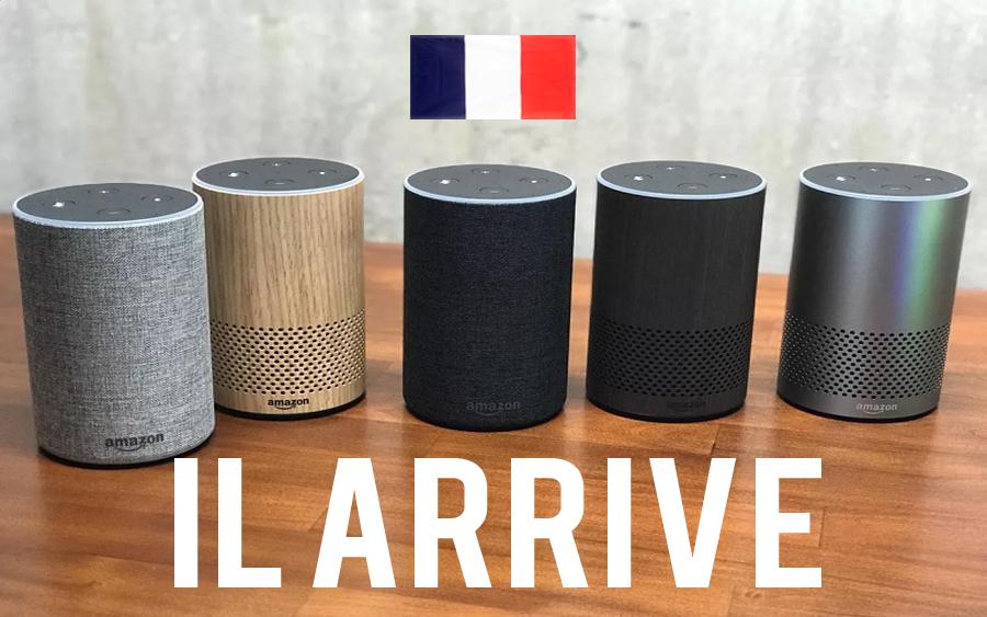 Comparatif Amazon Echo Et Google Home