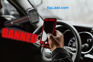 Using Cellphone While Driving