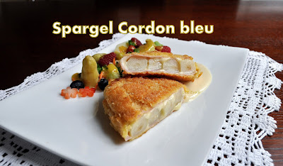 Spargel Cordon bleu