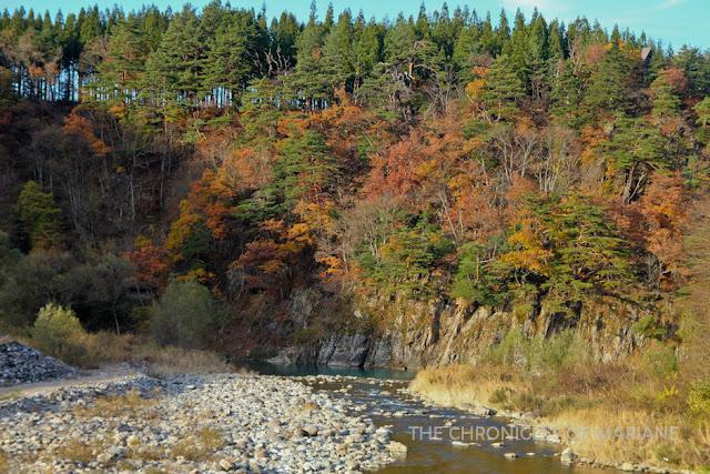 ogimachi river