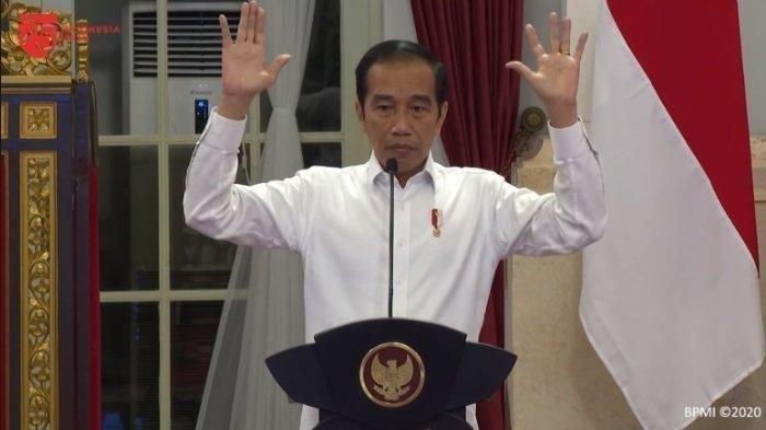 Taufik Rendusara: Segera Kibarkan 'Bendera Putih' di Istana Kalau Sudah Tak Mampu Tangani Corona