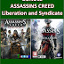 Games Assassins Creed Liberation and Syndicate