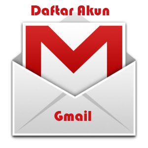 Cara Daftar Gmail (google mail) Beserta Contoh Gambar