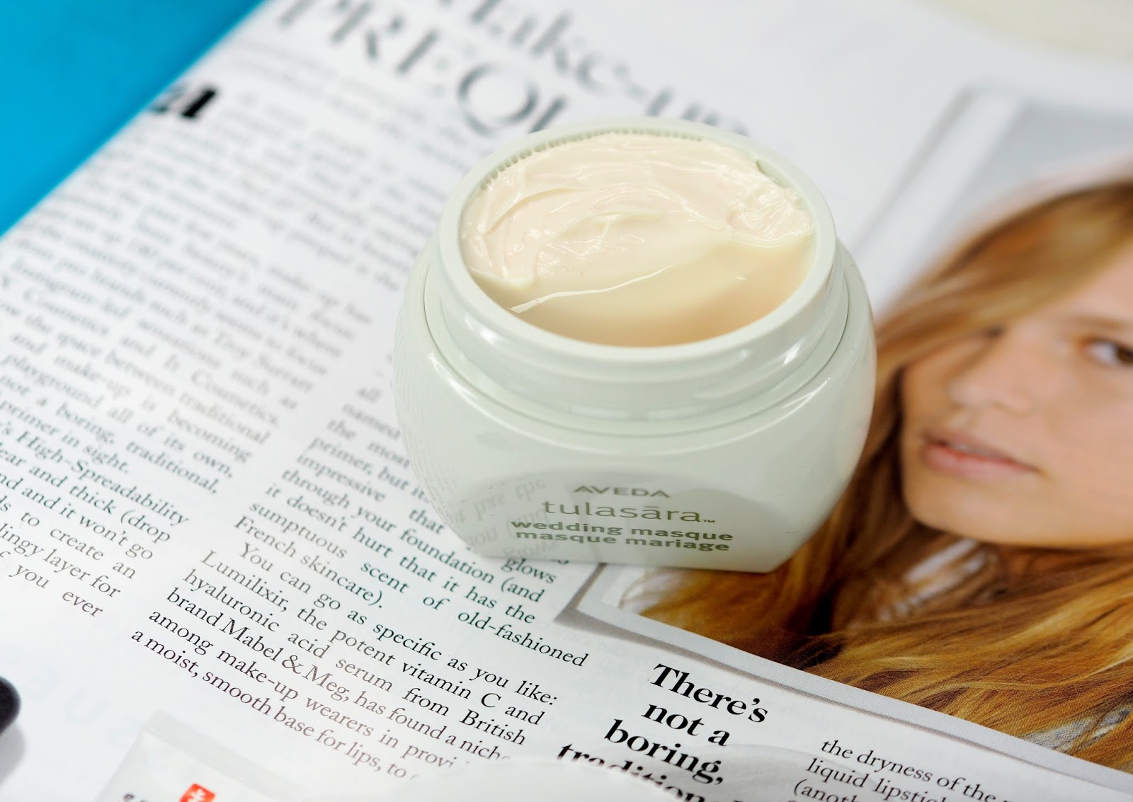 Review Aveda Wedding Masque The Beauty Informer