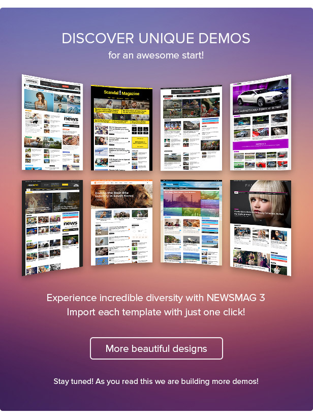 Newsmag - Magazine Wordpress Theme Premium free download | Wordpress ...