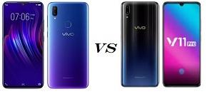 Perbedaan Antara Hp Vivo V11 Vs Vivo V11 Pro