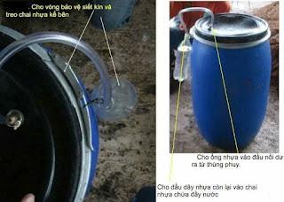 Cách ủ EM và cách dùng trong nuôi trồng thủy sản
