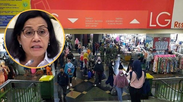 Sri Mulyani Ajak Masyarakat Belanja Lebaran, Mardani: Bisa Timbulkan Kerumunan di Mana-mana