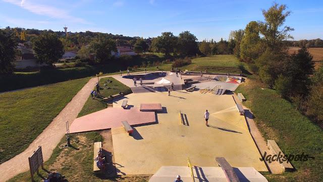 Skatepark Saint-Orens