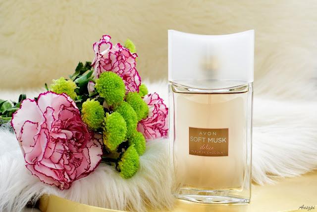 perfumy o zapachu czekolady