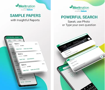 Meritnation app for PC