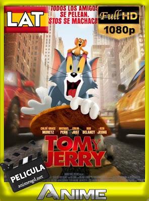 Tom y Jerry (2021) HMAX WEB-DL [1080p] Latino [GoogleDrive] BerlinHD