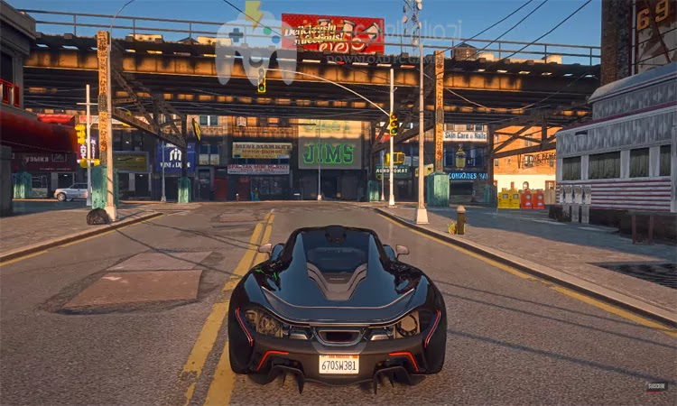 تحميل لعبة GTA IV من ميديا فاير برابط مباشر