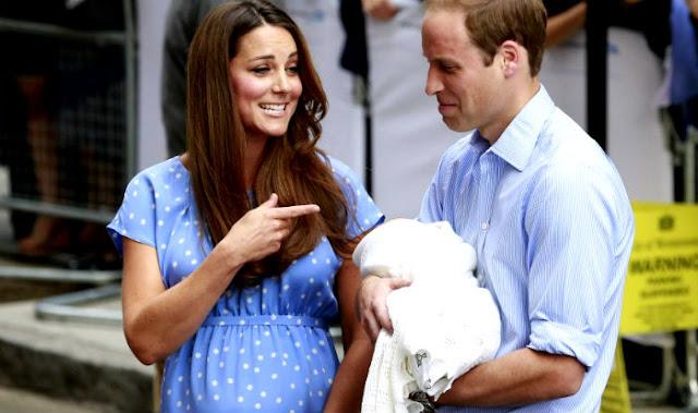 Narodziny 3 Royal Baby - jak to będzie wyglądało? |  krok po kroku
