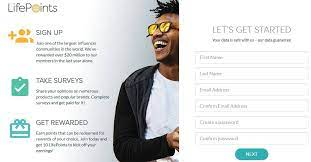 LifePoints.com review: is LifePoints legit? LifePoint sign up/login and perform task