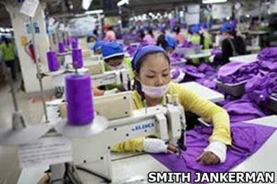 Lowongan Kerja Pekanbaru : Perusahaan Garment Desember 2017