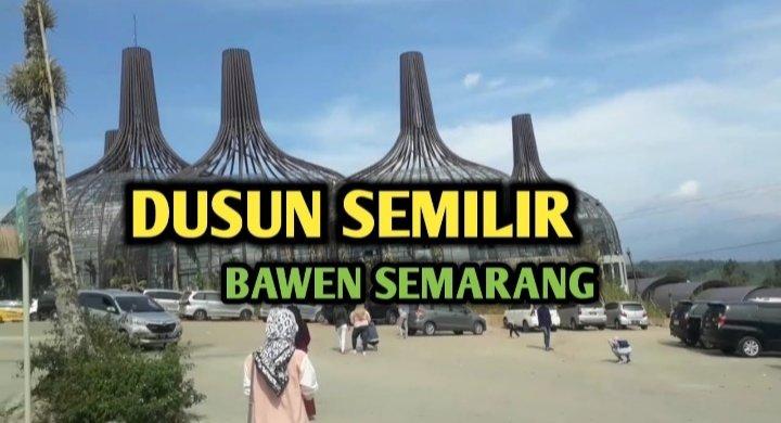 Dusun Semilir, Dusun Semilir Bawen, Dusun Semilir Bawen Semarang, tiket masuk, harga tiket masuk, htm, jam buka, jam operasional, alamat dusun semilir, rute, lokasi dusun semilir