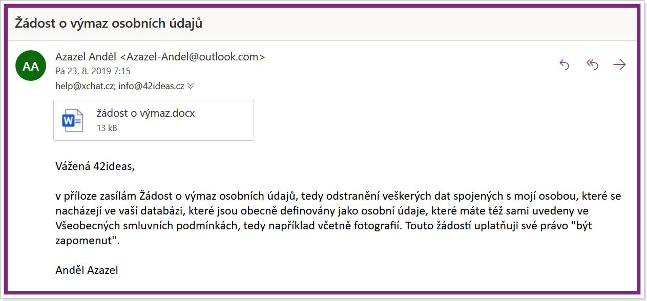 Citace, které mají být uvedeny na seznamovacích webech