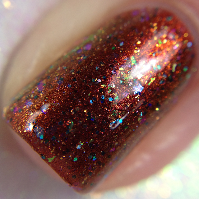 Poetry Cowgirl Nail Polish-Majestic AF