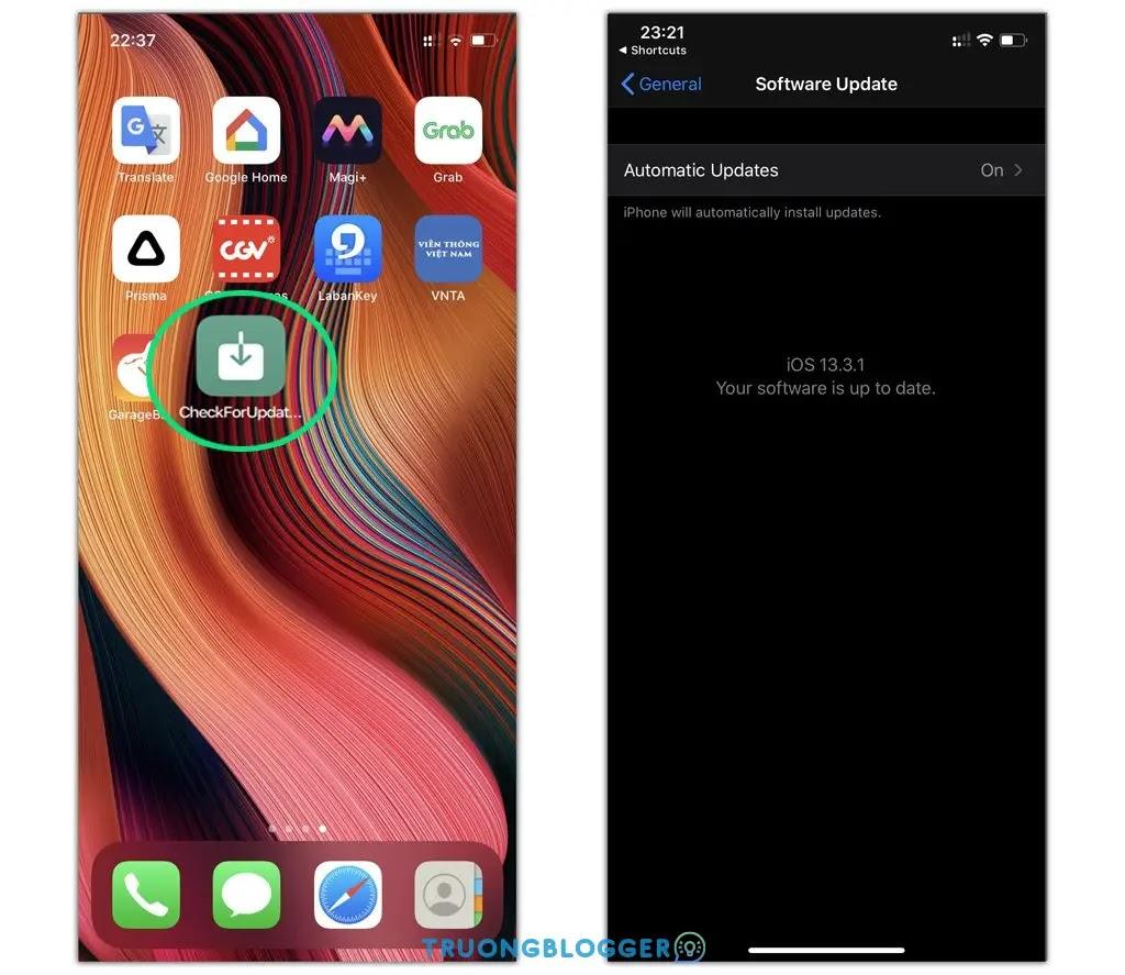Hướng dẫn tạo phím tắt cho các mục Settings để truy cập nhanh hơn trên iOS