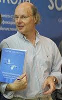 Бьярне Страуструп в Москве в октябре 2010 года на конференции CEE-SECR-2010-Moscow