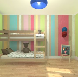 Escape From a Little Mystery Kids Room