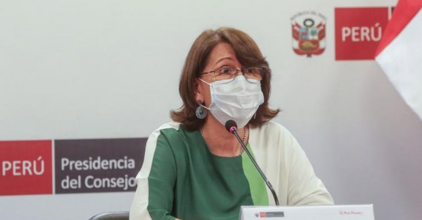MINSA: Pilar Mazzetti renunció al Ministerio de Salud, tras implacable ataque del Congreso
