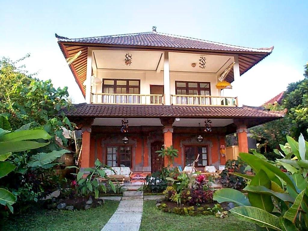 Desain Rumah Minimalis Bergaya Bali Desain Rumah Minimalis