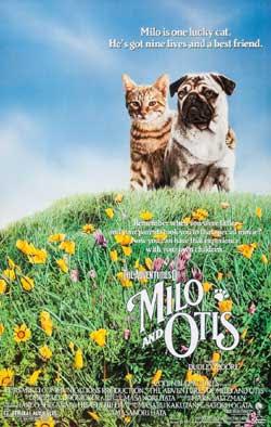 The Adventures of Milo and Otis (1986)
