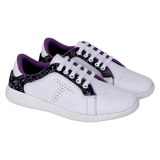 Sepatu Sneaker Wanita Catenzo IR 069