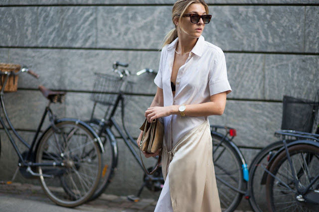 Camille Charriere Copenhagen Fashion Week