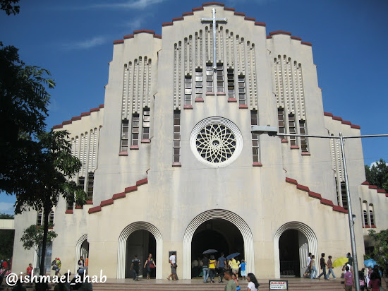 Baclaran Church in Pasay City
